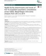 HAI Publication Alert: Mental Health in Mozambique