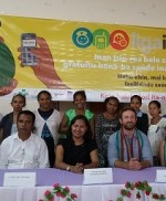 Liga Inan launches in Municipality Ermera <br> Bringing pregnant women and health professionals together