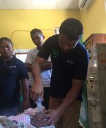 HAI Supports Emergency Childbirth/Delivery Skills Building for Ambulance Staff