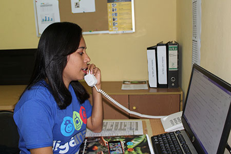Liga Inan Hotline: On Call Support to Health Providers in Timor-Leste