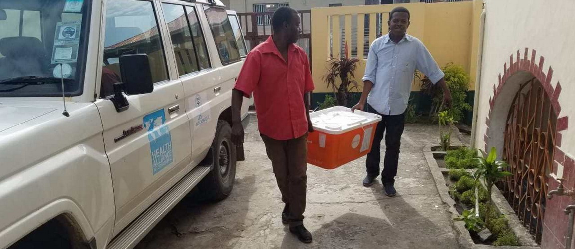 HAI's Cyclone Idai Response: High-priority medicines where they're needed most