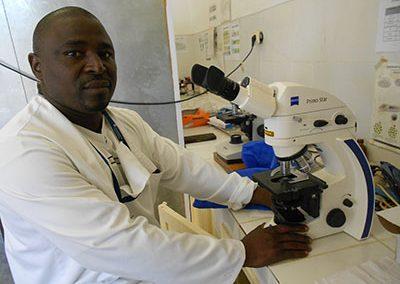 Diagnosing & Treating Drug-Resistant Tuberculosis