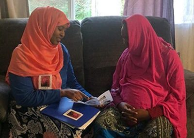 Confronting Maternal Health Inequities with Seattle's Immigrant & Refugee Communities