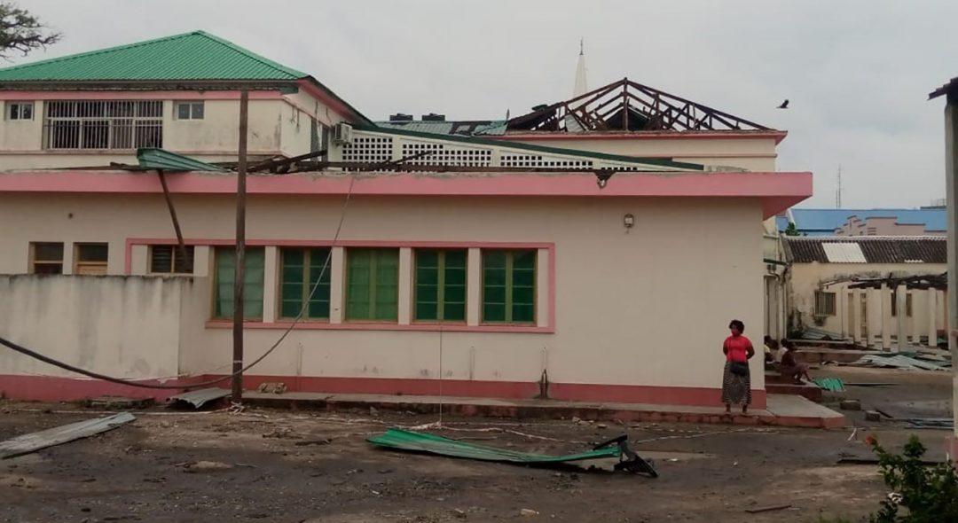 Cyclone Eloise Response